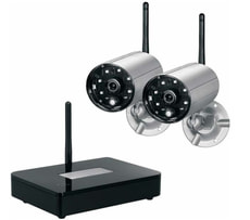 Funk-Überwachungskamera Set DF 400