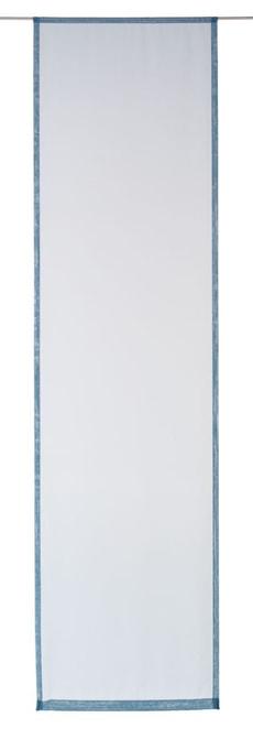 FV UNI VOILE HK, 60x230CM_blue mirage