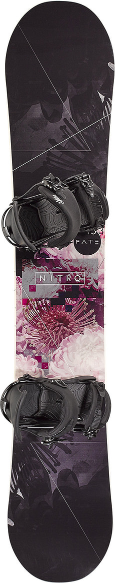 Nitro Fate inkl. Cosmic Black