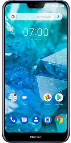 7.1 Dual SIM 32GB blu