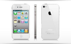 L- iPhone 4 8GB_white