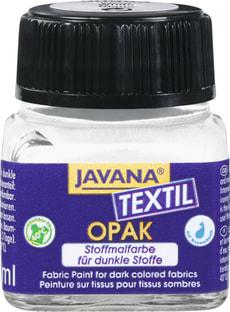 Peinture tissus Tex Opak