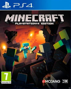 PS4 - Minecraft PlayStat4 Edition