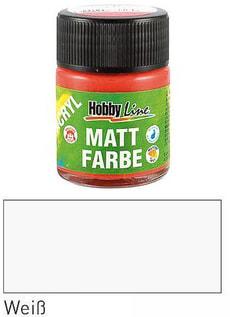 C.KREUL Acryl Mattfarbe Weiss 50ml