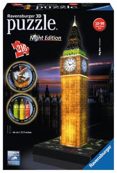 Big Ben Bei Nacht