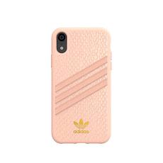 Moulded Case PU SNAKE pink