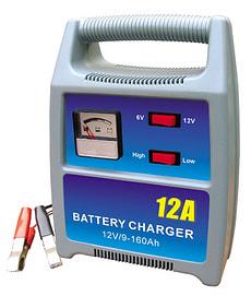 Chargeur de batterie 6/12V 12A