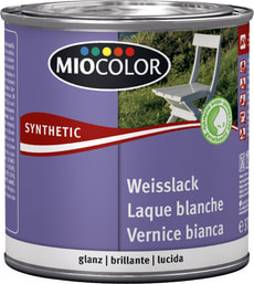 Synthetic Weisslack glanz weiss 375 ml
