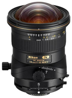 PC Nikkor 19mm F/4.0E ED Objectiv