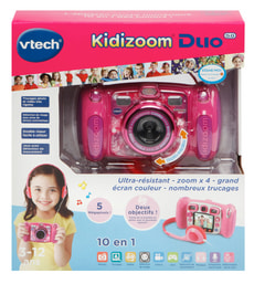 Vtech Kidizoom Duo 5.0 Pink  (F)