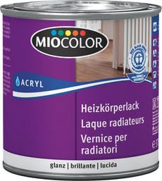 Laque acrylique brillante pour radiateurs Blanc 375 ml