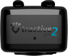 GPS 2 Pet Tracker - black