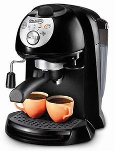 L-MACHINE A CAFE  EC 200CD.B DE LONGHI