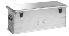 box en aluminium C140