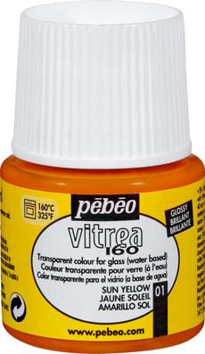 PÉBÉO Vitrea 160 Glossy 01 Sun Yellow 45ml
