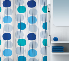 Duschvorhang  Mobile