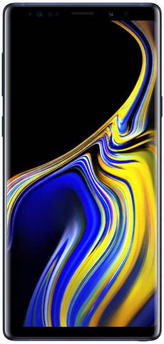 Note 9 Dual SIM 512GB Ocean Blue