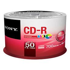 CD-R Data 700MB 50er Spindel