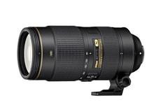 Nikkor AF-S 80-400mm/4.5-5.6G ED VR