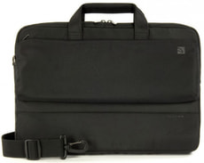 "Dritta Slim Bag 17""  - noir"