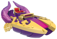 "Skylanders SuperChargers Vehicle ""Splatter Splasher"""