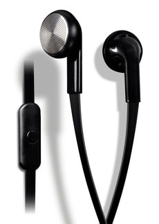 Premium Headset noir