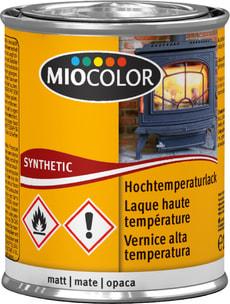 MC Hochtemperaturlack matt Schwarz 125 ml