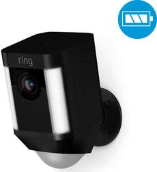 Ring Spotlight Cam (Accu) noir