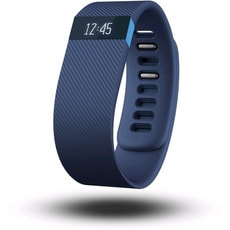 Charge Activity Tracker small blau