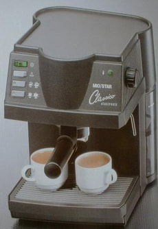 MACHINE ESPRESSO CLASSICO