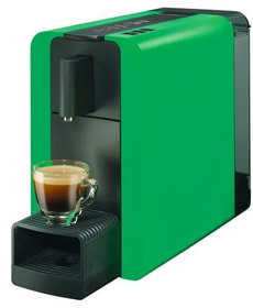 Compact One Kapselmaschine viper green