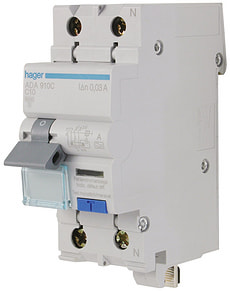 Disjoncteur automatique différentiel 13A 30mA C