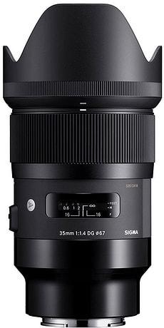 35mm F1,4 DG HSM Art (Sony-E)