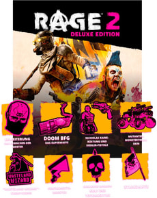 PC - Rage 2 Deluxe Edition