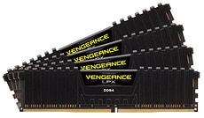 Arbeitsspeicher (RAM) Vengeance LPX Black 4x 8GB DDR4 2666 MHz