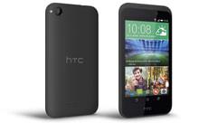 HTC Desire 320 grau