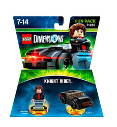 LEGO Dimensions - Fun Pack - Knight Rider