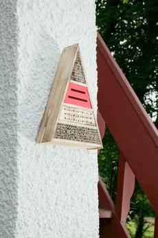 Insektenhotel Trigon