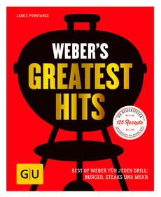 "Grillbuch ""Weber's Greatest Hits"""