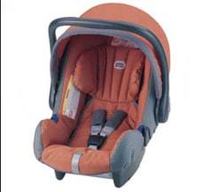 KINDERSITZ BABY SAFE PLUS