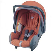 KINDERSITZ BABY SAFE PLUS