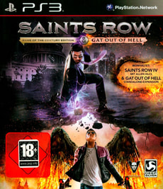 PS3 - Saints Row IV - Game of the Year Edition
