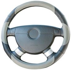Housse volant Sport gris