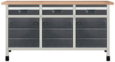 Werkbank No. 6 1610 x 650 x 860 mm 8080