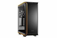 BeQuiet! Dark Base Pro 900 fenêtre noir / orange (sans bloc d'alimentation)