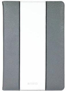 Executive Folio Leather gray/white for Surface Pro 3/4
