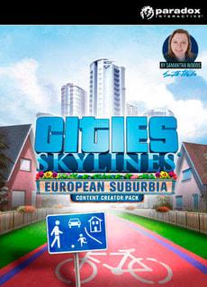 PC/Mac - Cities: Skylines - Cont Crea Euro