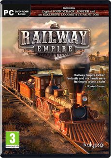 PC - Railway Empire - F/I