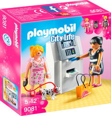 Playmobil City Life Bancomat 9081