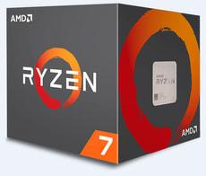 Processeur Ryzen 7 1800X 8x 3.6 GHz AM4 boxed